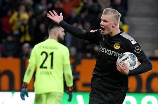 Wahnsinn! Haalands Traumdebüt verzaubert Dortmund