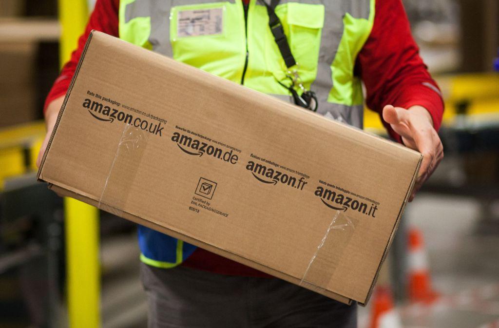 Amazon lässt die Päckchen nun selbst ausliefern. Foto: dpa