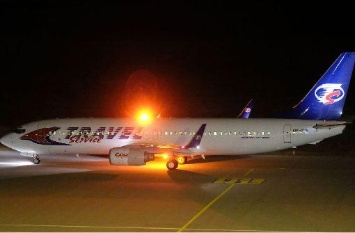 Abschiebeflug in Kabul angekommen
