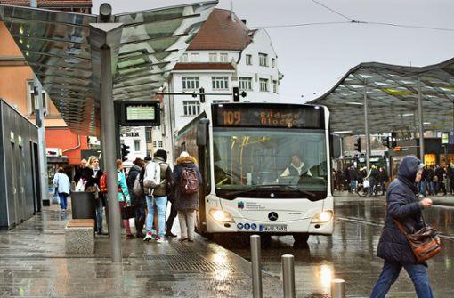 Neuer Streit über den Esslinger Busverkehr