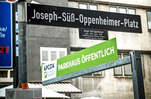 So will die Stadt  den Oppenheimer-Platz aufwerten