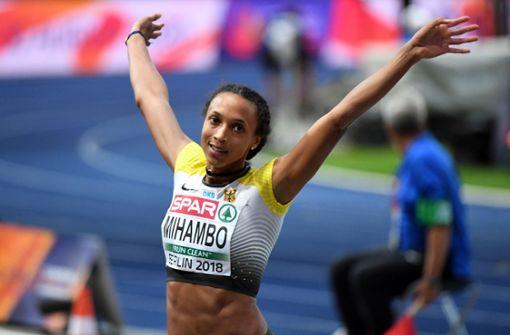 Malaika Mihambo gewinnt Gold im Weitsprung