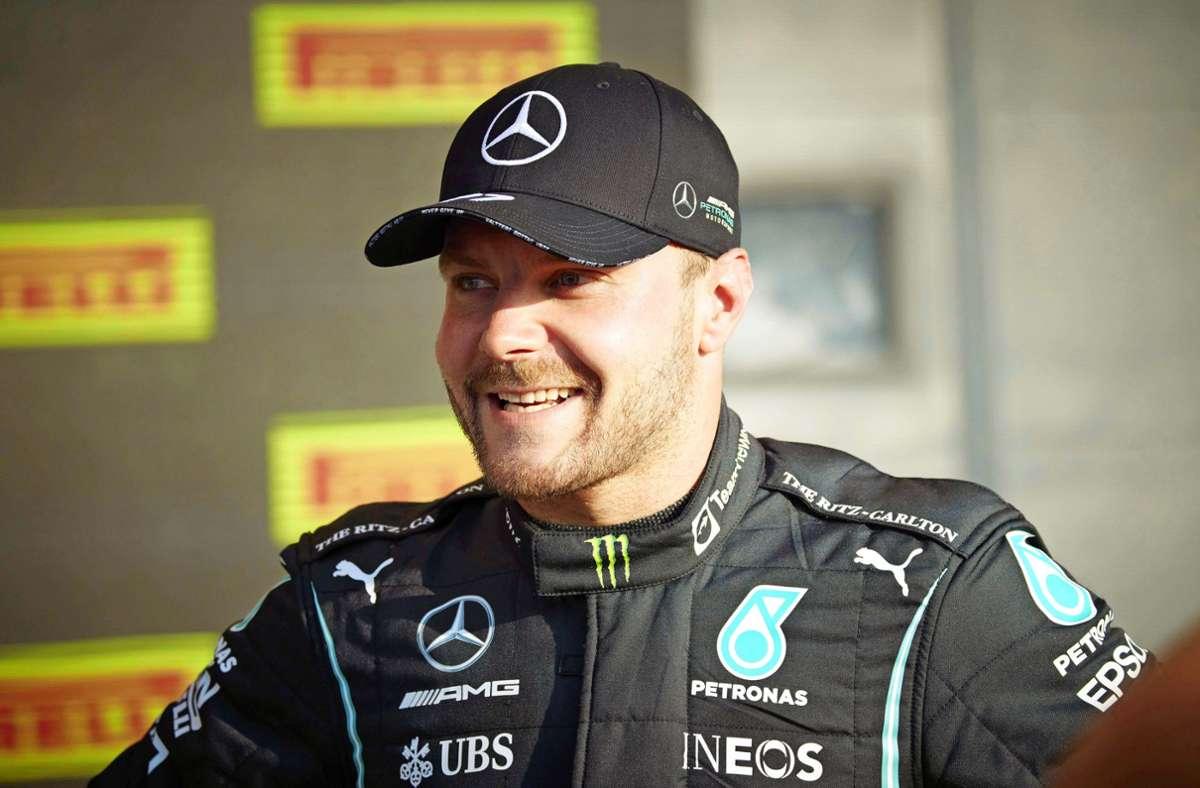 Valtteri Bottas verlässt Mercedes nach fünf Jahren zum Saisonende und fährt von 2022 an für Alfa Romeo. Foto: imago/Steve Etherington