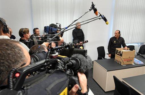 """Weinender """"König von Deutschland"""" vor Gericht"""