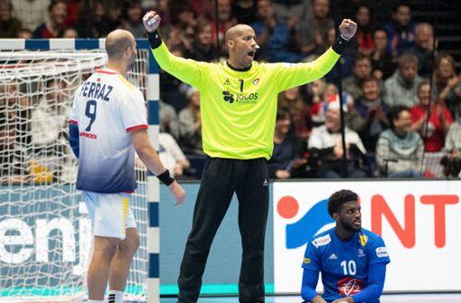 Portugals Handball-Nationaltorwart Quintana gestorben