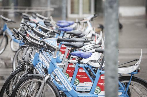 Regiorad kommt in der Region nicht in  Tritt