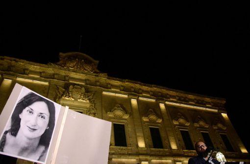 Regierung auf Malta im Strudel von Auftragsmord