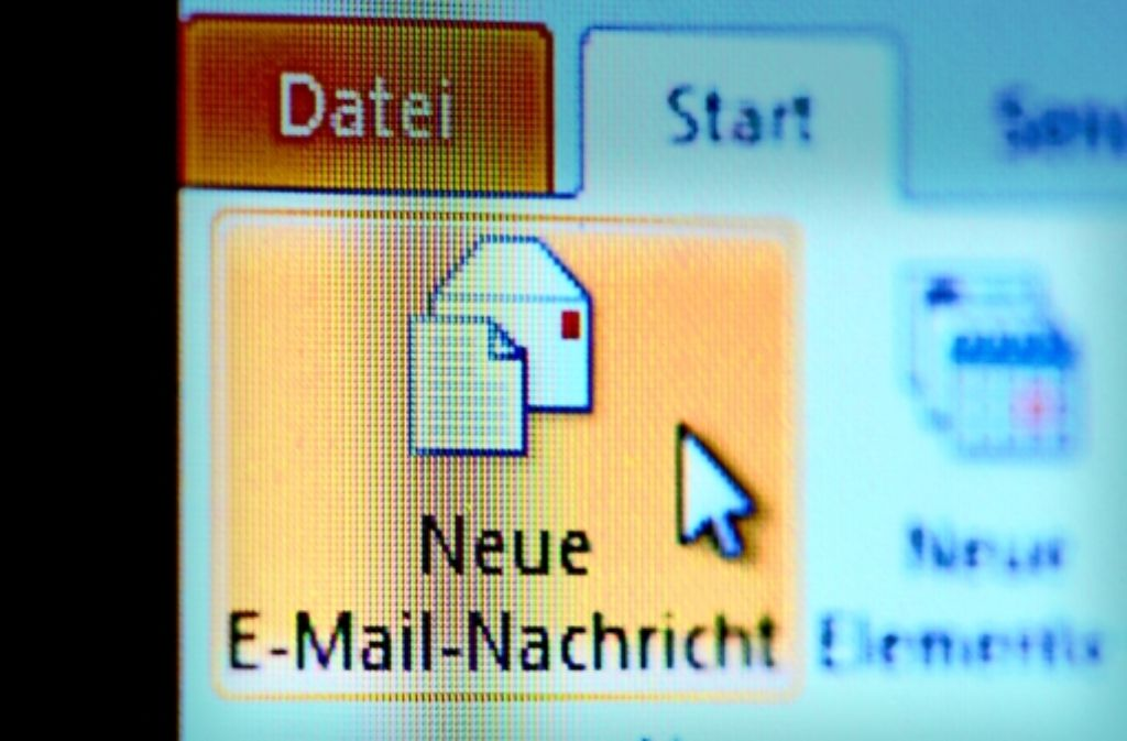 Bei dem Rechtsstreit geht es um nur vermeintlich gelöschte Mails aus dem  Staatsministerium vom Herbst 2010. Foto: dpa