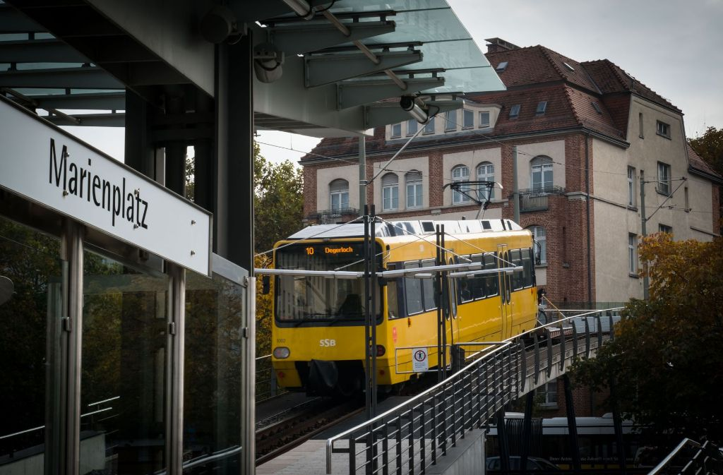 Seit 133 Jahren befördert die Zahnradbahn ihre Passagiere an den Kesselrand nach Degerloch und ins Zentrum an den Marienplatz. Foto: Lichtgut/Achim Zweygarth