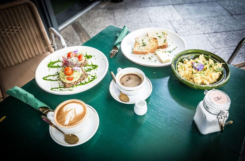 Wir zeigen Ihnen heute eine Auswahl sehr guter Frühstücksorte in Böblingen. Foto: Lichtgut/Julian Rettig