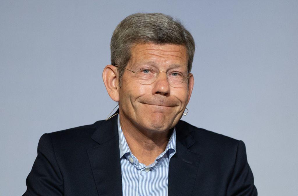 Bernhard Mattes beendet zum Jahresende seine Tätigkeit als Cheflobbyist. Foto: dpa/Christophe Gateau