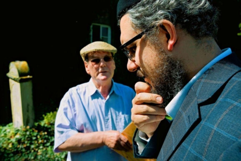 Rabbiner Yehuda Pushkin Foto: Horst Rudel