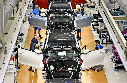 BMW setzt 2018 auf Geländewagen-Absatz