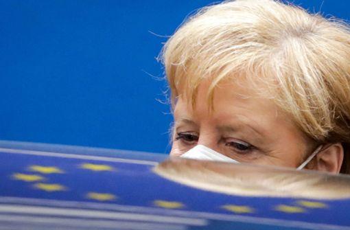 Merkels Solo ist nicht genug