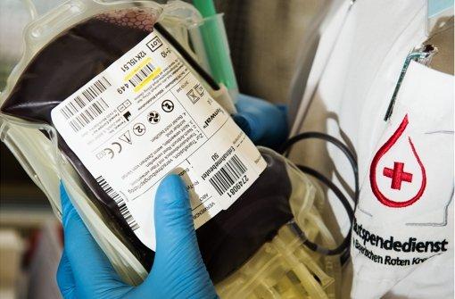 Das DRK braucht dringend Blut