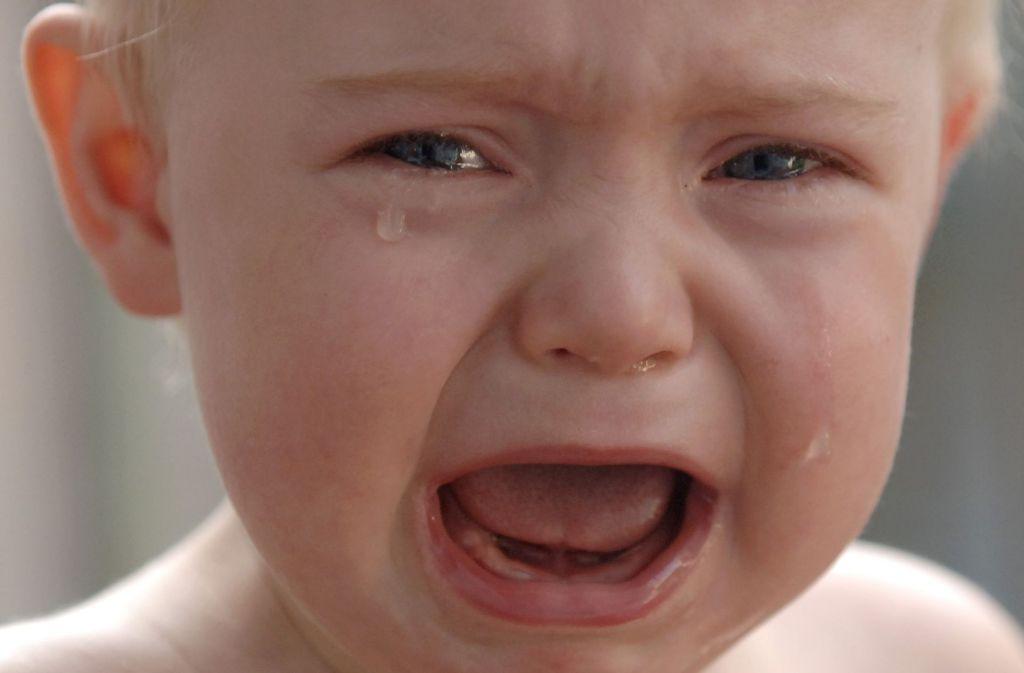 Wenn Kinder Krach machen, fühlen sich viele gestört. Foto: dpa-Zentralbild