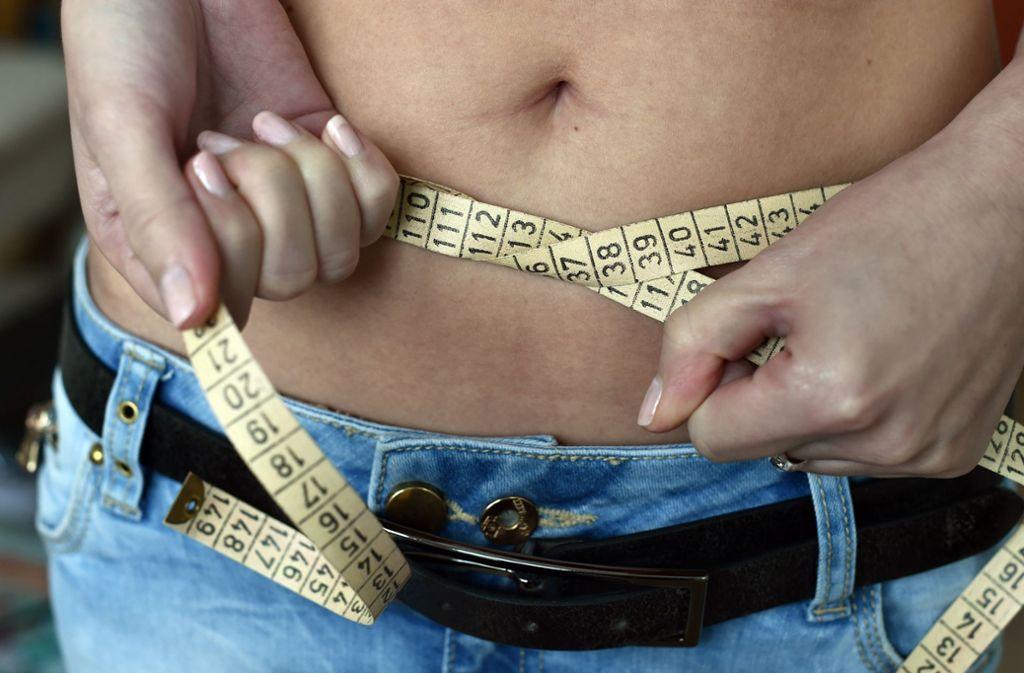 Magersucht ist eine besonders hartnäckige Krankheit und führt oft  zum Tod. Foto: dpa/Jens Kalaene