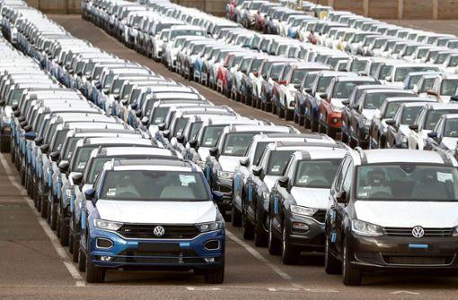 Zahl der Autos in Stuttgart steigt rapide