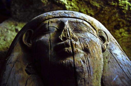 Archäologen finden antike Totenstadt in Ägypten