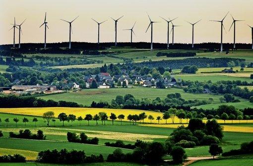 Auch Landschaftsplaner befassen sich inzwischen mit der Windenergie – und planen für die Zukunft Anlagen nach ästhetischen Gesichtspunkten. Foto: dpa