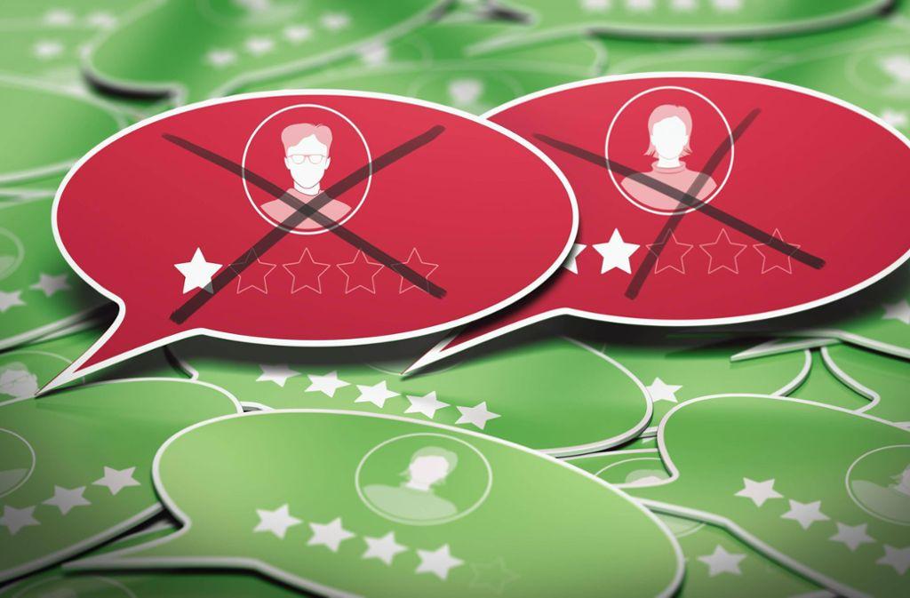 Fake-Bewertungen können für Unternehmen weitreichende Konsequenzen haben. Foto: Panthermedia/Olivier-Le-Moal
