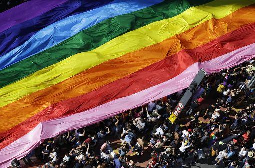 Madrid freut sich auf die World Pride
