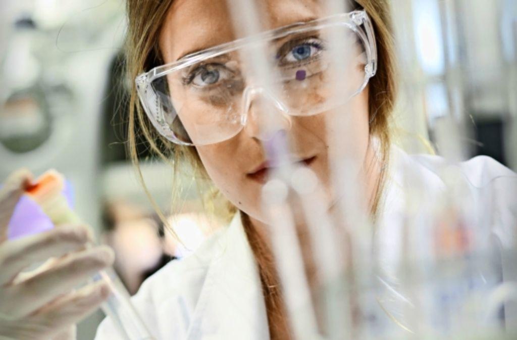 Die meisten  wissenschaftlichen Mitarbeiter haben nur befristete Verträge. Foto: Mauritius