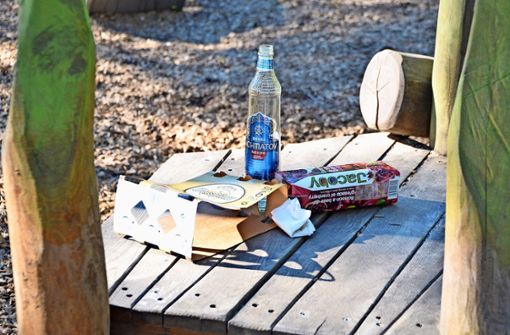 Stadt sagt Müll den Kampf an