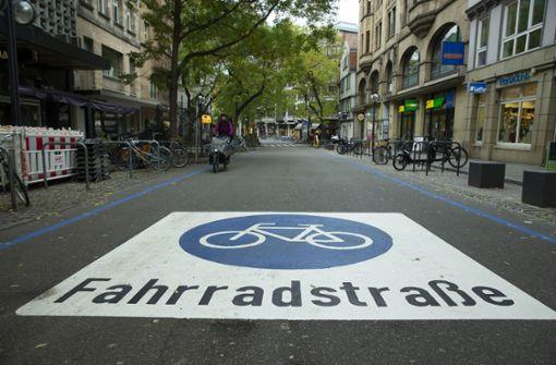 Fahrradstraße soll Einbahnstraße werden