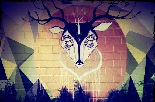 Street Art am Kottan