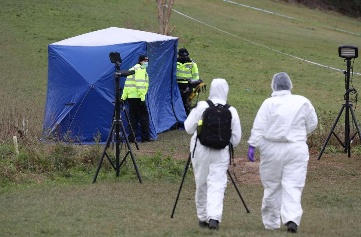 Eine Welle von Jugendgewalt, vor allem mit Messern, hält Großbritannien schon seit Jahren in Atem. (Symbolbild) Foto: dpa/Jonathan Brady