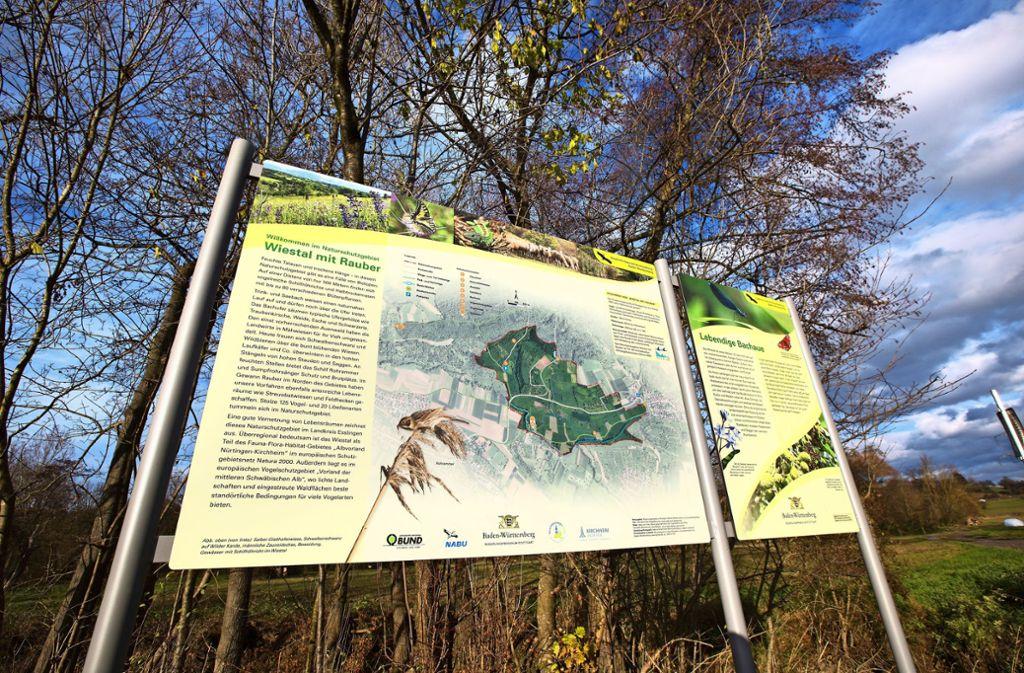 Das Wiestal mit Rauner ist ein Schutzgebiet von überregionaler Bedeutung. Foto: Horst Rudel