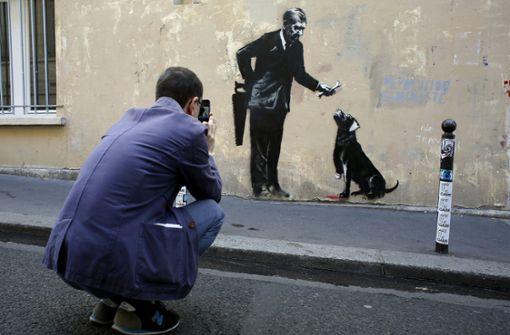 Anonym, aber reich