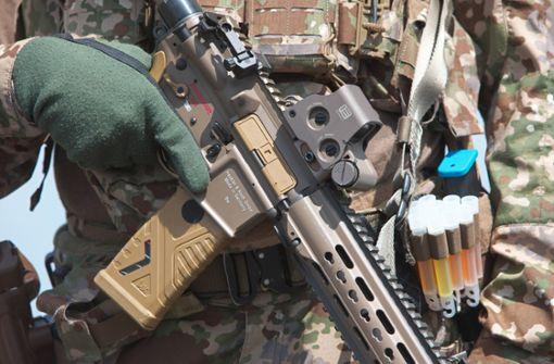 Elitesoldaten befreien Münchner Familie bei Geheimoperation