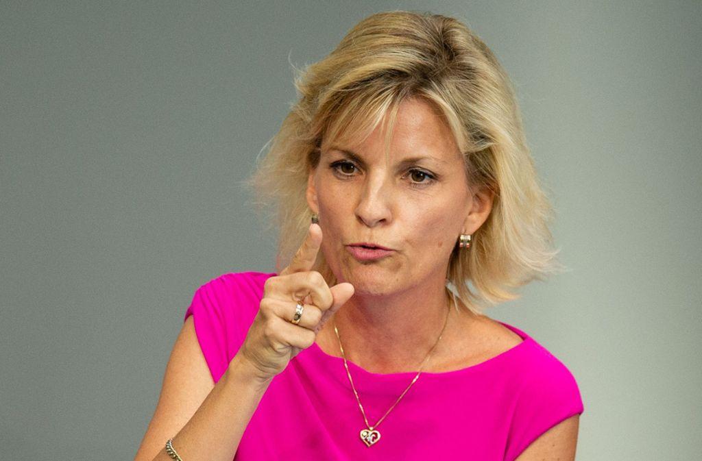 Daniela Ludwig ist neue Drogenbeauftragte des Bundes. Foto: dpa/Lisa Ducret