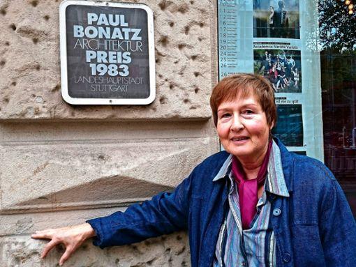 Ingrid Lotze, heute Geschäftsführerin des Forum 3, war fast von Anfang an dabei, als die kulturelle Institution in Stuttgart gegründet wurde.