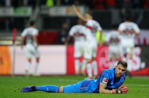 Der VfB Stuttgart trifft wieder