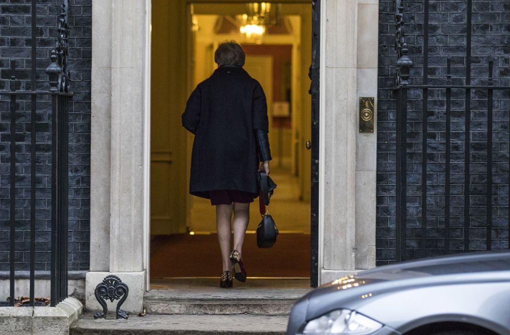 Wer folgt auf Theresa May? Gleich zehn Bewerber treten an. Foto: dpa