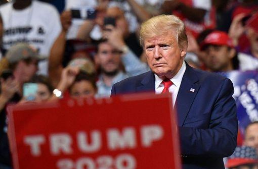 US-Präsident startet Kampagne für  Wiederwahl 2020
