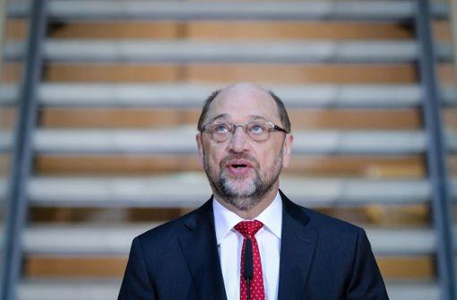 So reagiert das Netz auf den Schulz-Rückzieher