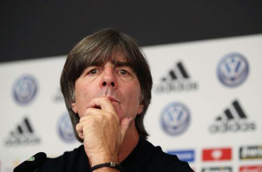 DFB geht mit Joachim Löw ins EM-Jahr 2021