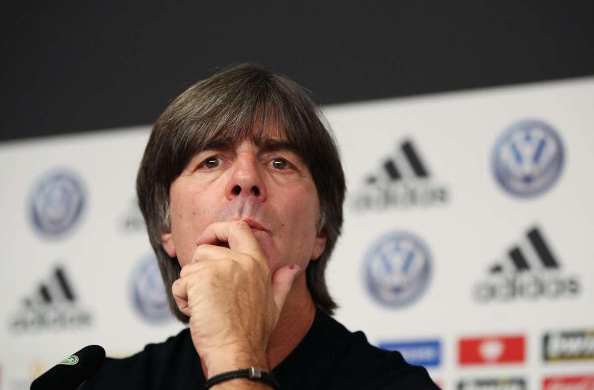 Joachim Löw bleibt Bundestrainer. (Archivbild) Foto: dpa/Christian Charisius