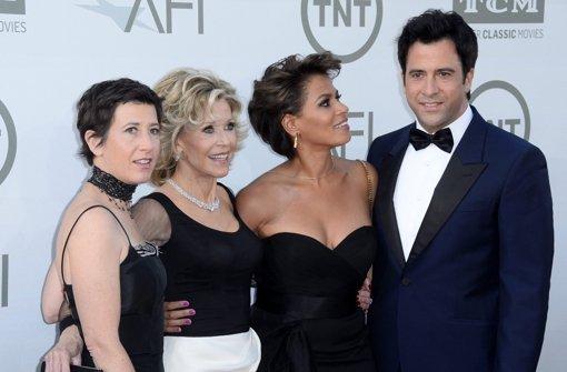 Höchste Ehren für Jane Fonda