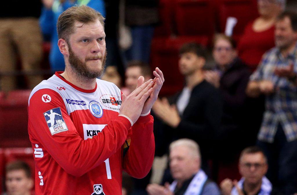 """Johannes Bitter vom TVB Stuttgart begibt sich in """"Die Höhle der Löwen"""". Foto: Baumann"""