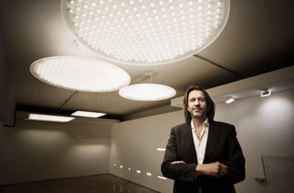Elektrisiert von led lampen nimbus chef dietrich for Lampen stuttgart