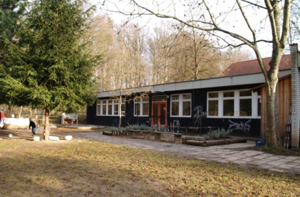 In diesen Räumen war einst die Freie Aktive Schule. Foto: Archiv Ott