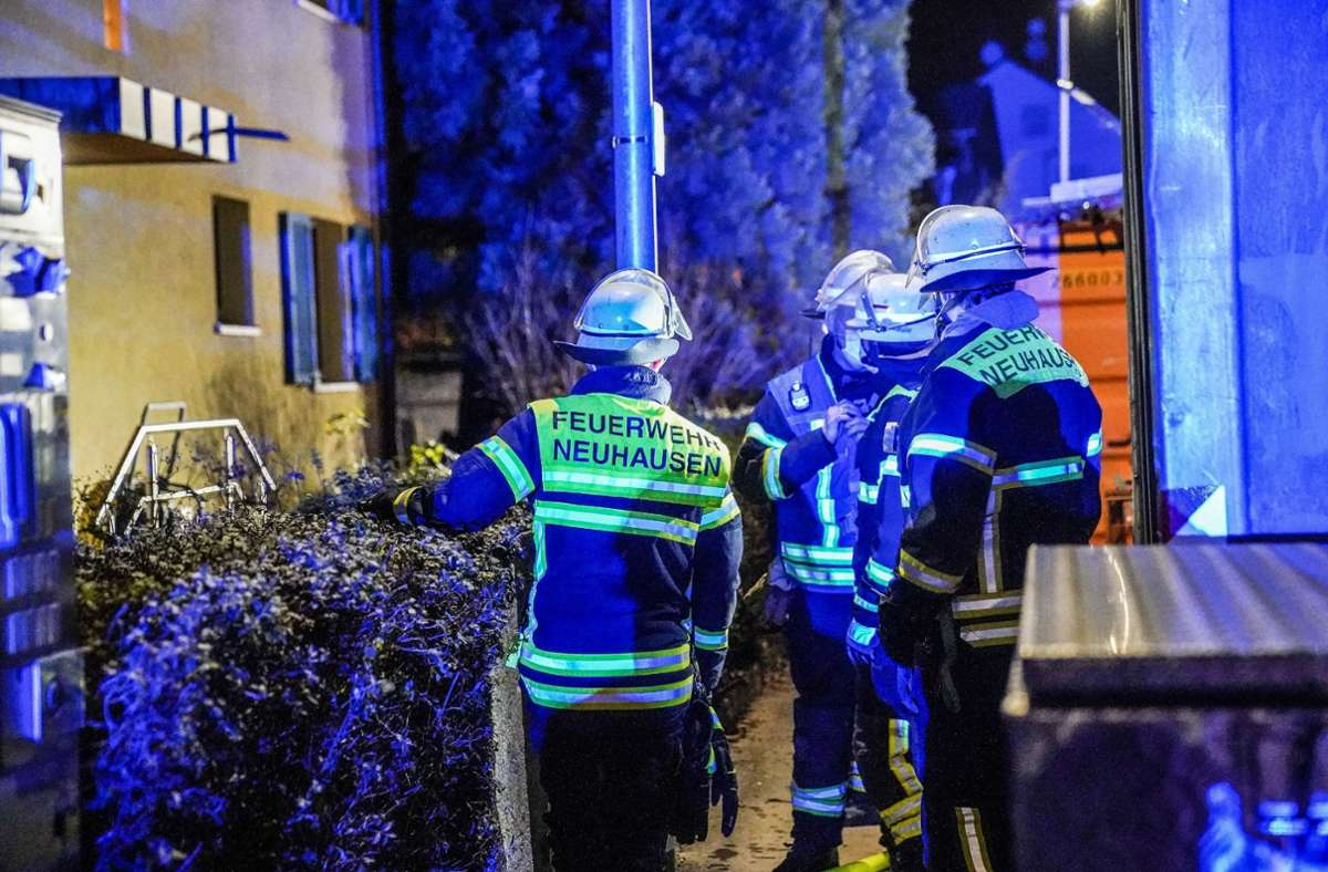 Verletzt wurde bei dem Brand niemand. Foto: SDMG/  Kohls