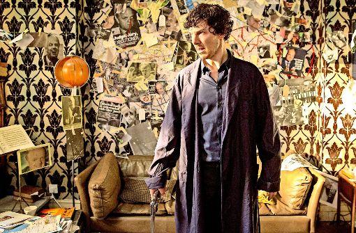 Mehr von diesem Holmes, bitte!