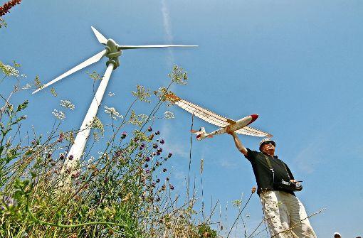 Rückenwind für Modellflieger