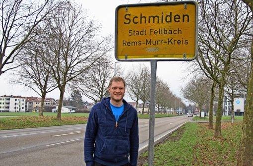 Gerade noch in Hamburg, jetzt im  Schwabenland: Johannes Bitter Foto: Gerhard Pfisterer